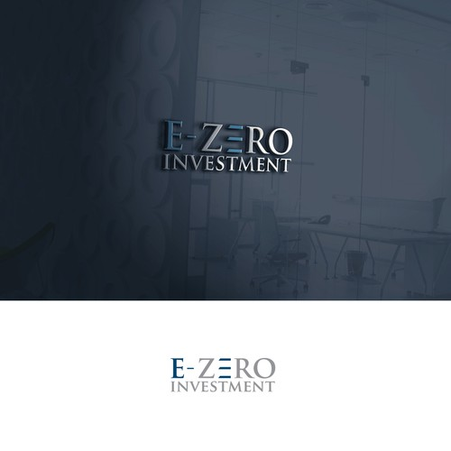 Logo concept for an investment firm