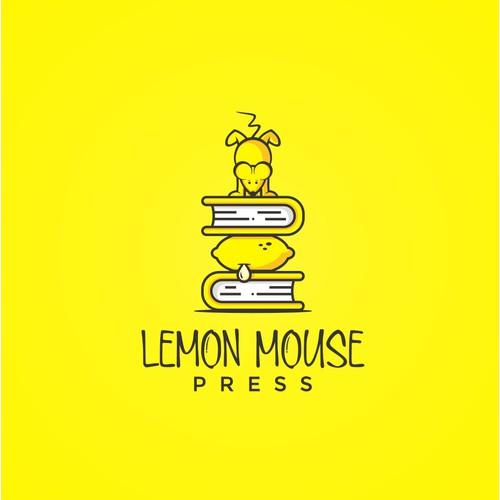 Striking logo for Publishing House