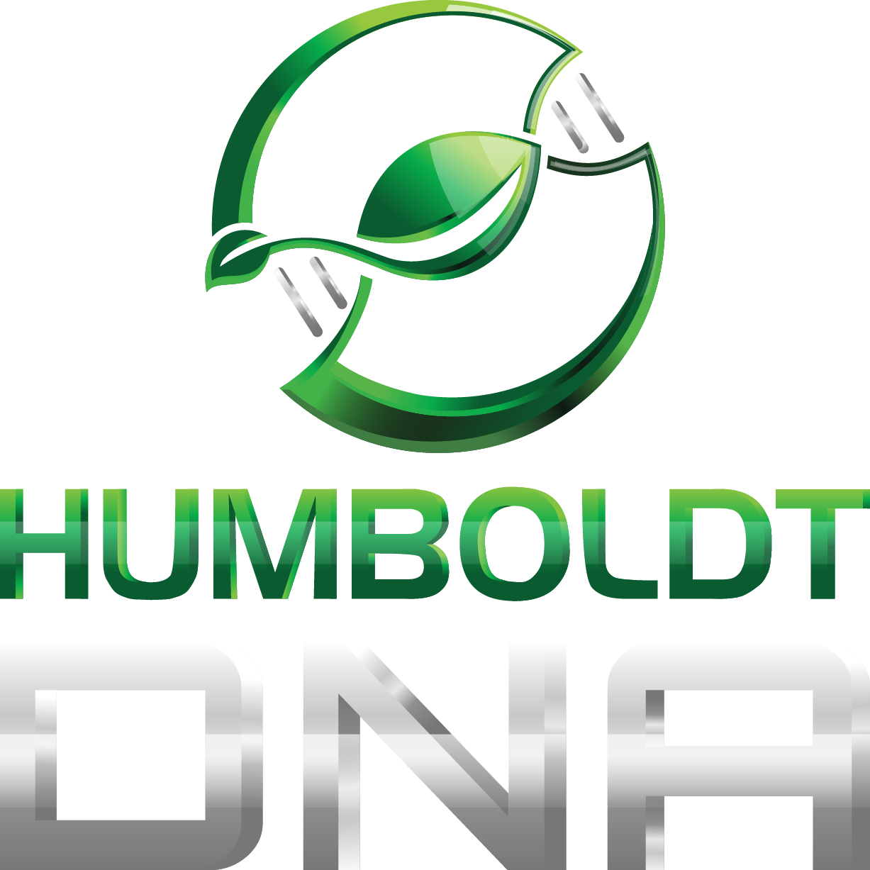 Make a logo for a new Humboldt County Marijauna biotech firm specializing in tissue culture and DNA.