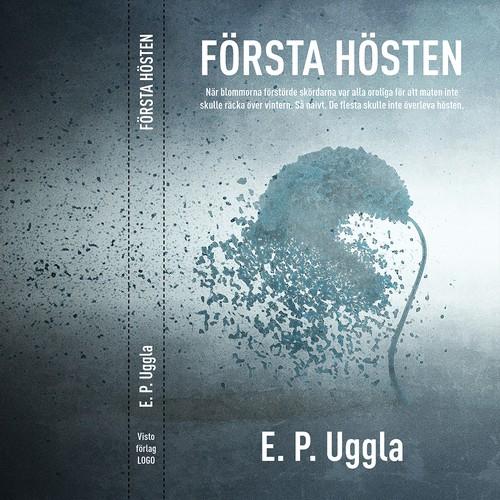Cover Design for a dystopian horror novel
