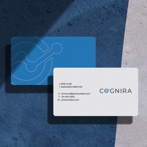 Cognira Business card
