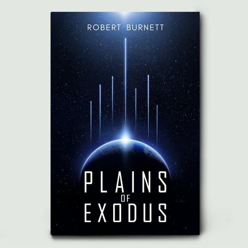 'Plains of Exodus' Cover Design