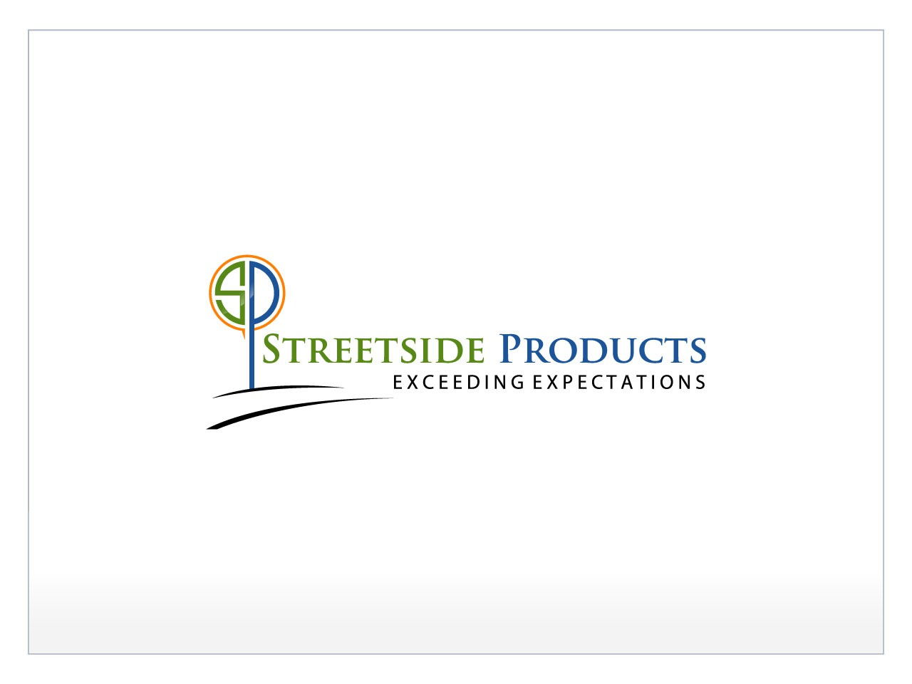 Create the next logo for Streetside Products