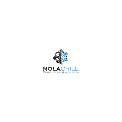 "Logo design for ""NOLACHILL"""