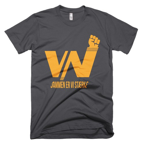 T-shirt Design for Vestergaard Nielsen