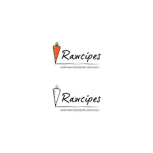 New logo wanted for Rawcipes