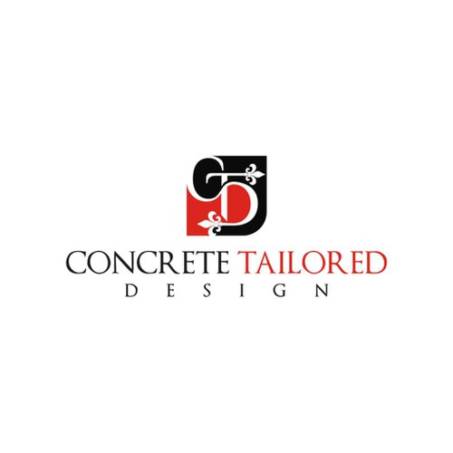 Create the next logo for Concrete Tailored Design