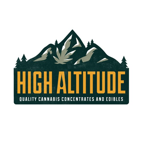 Logo design for High Altitude
