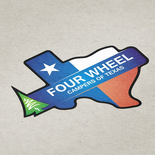 New logo for Four Wheel Campers