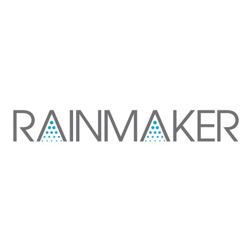 Create the next logo for Rainmaker