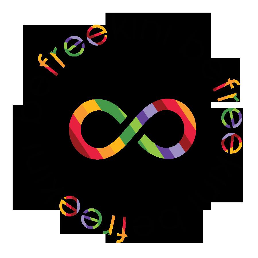 Logo design for startup BeFreeKini ( swimwear)