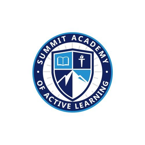 Logo for Independent School, Summit Academy
