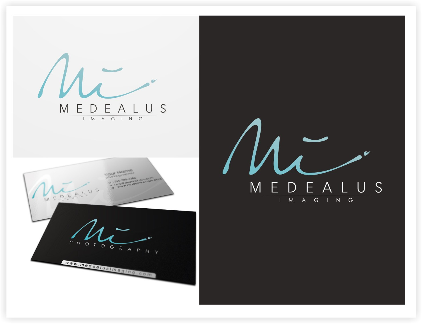 New logo wanted for Medealus Imaging
