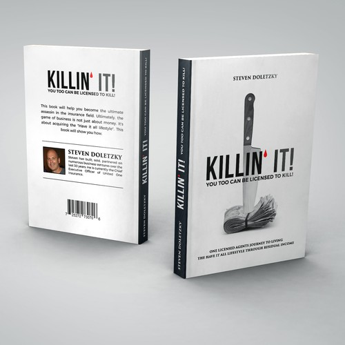 Book Cover - Killin' It