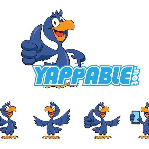 illustration or graphics for Tapabull