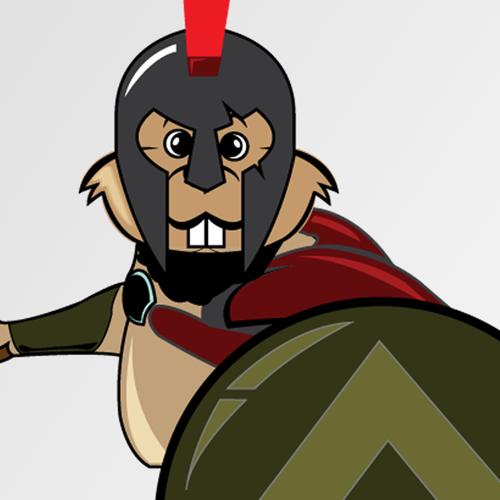 spartan squirell