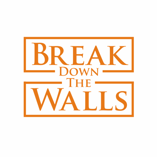 Create the logo of Break Down The Walls!