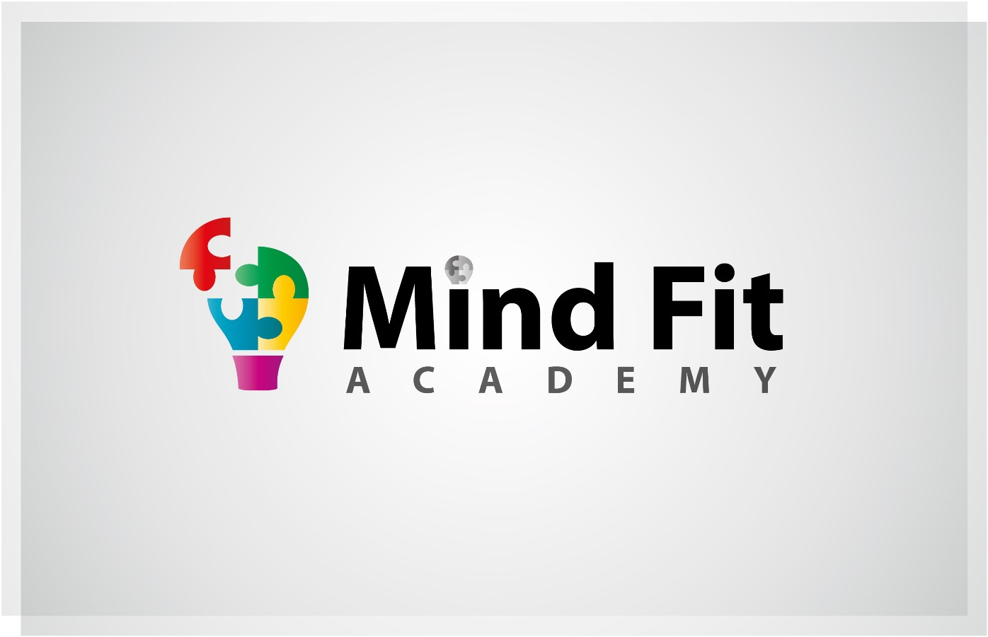 Help Mind Fit Academy with a new logo