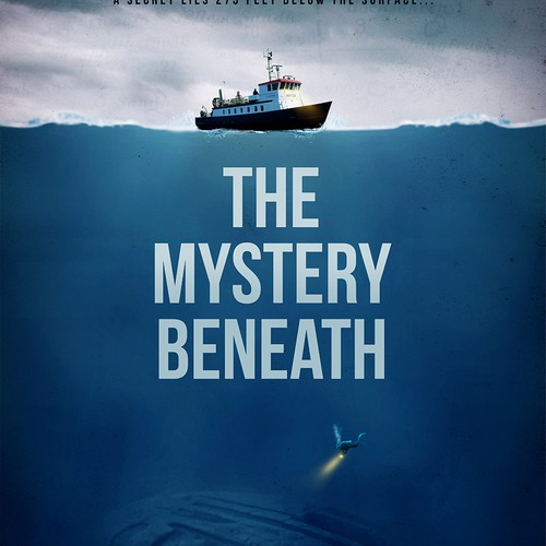 The Mystery Beneath Documentary Poster
