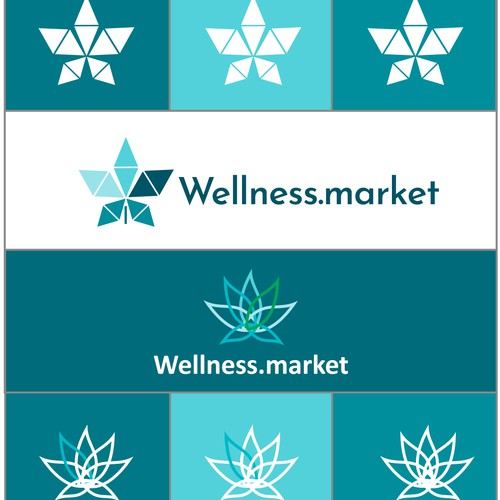 Logo for new CBD products brand
