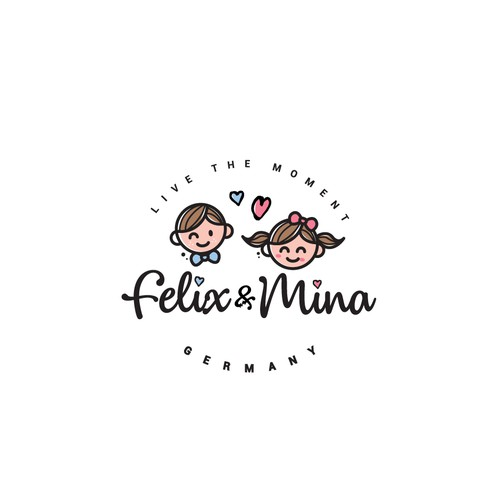 Logo Design for kids clothing company
