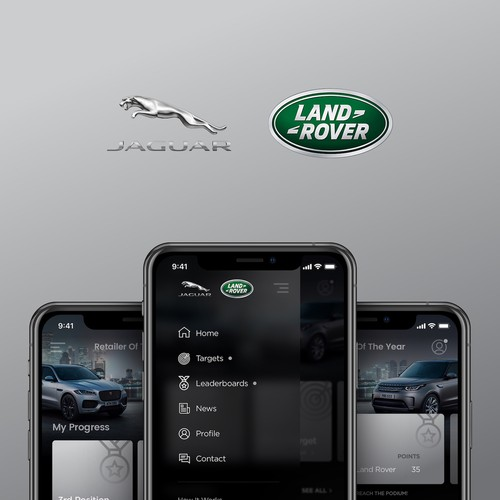 Jaguar LandRover App