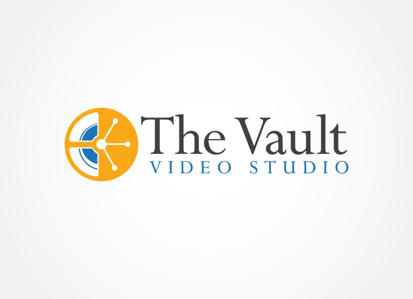 logo for The Vault Video Studio