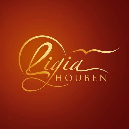 Logo creative enhancement for Ligia Houben