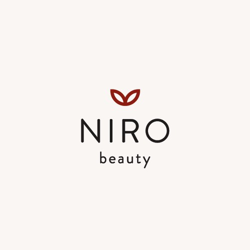 Logo for cosmetic brand with ozonated oils