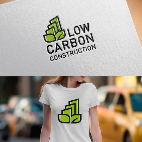Low Carbon Construction logo