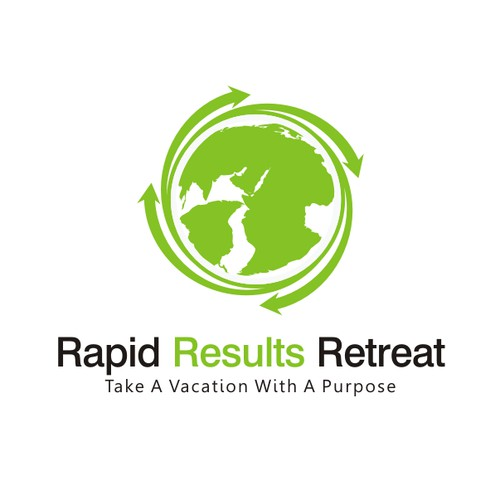 Rapid Results Retreat needs a new logo