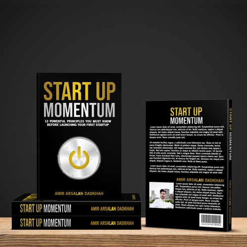 Start up Momentum Book Cover