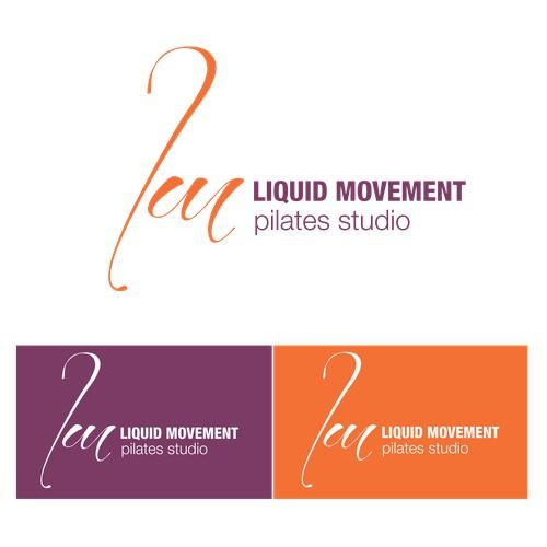 Logo 'Liquid Movement'