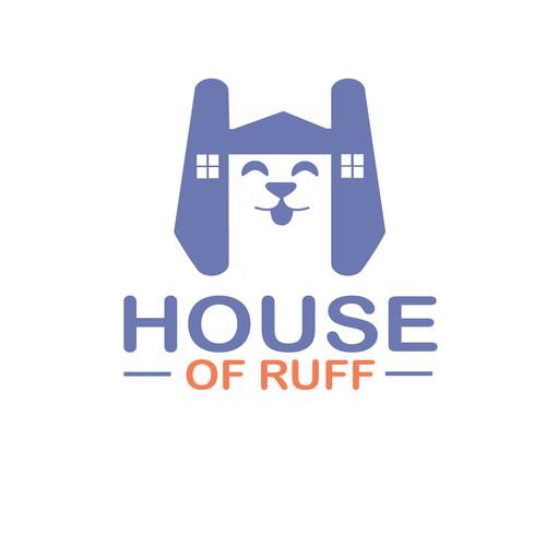 Logo for House of Ruff