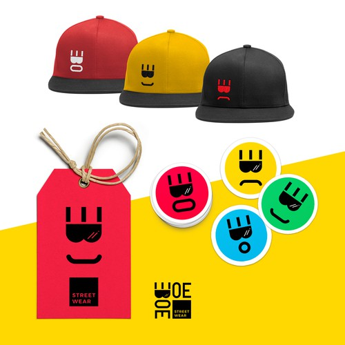 Fashion / Streetwear logo for kids 10 and up