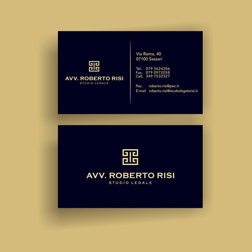 logo for law firm in italy