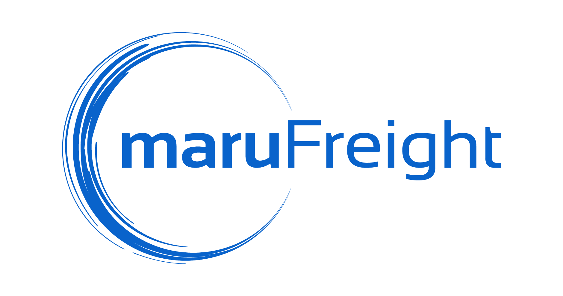 maruFreight needs a powerful new logo