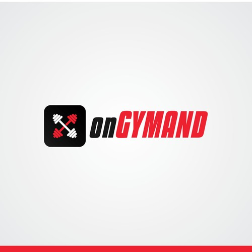 Logo for a Fitness App