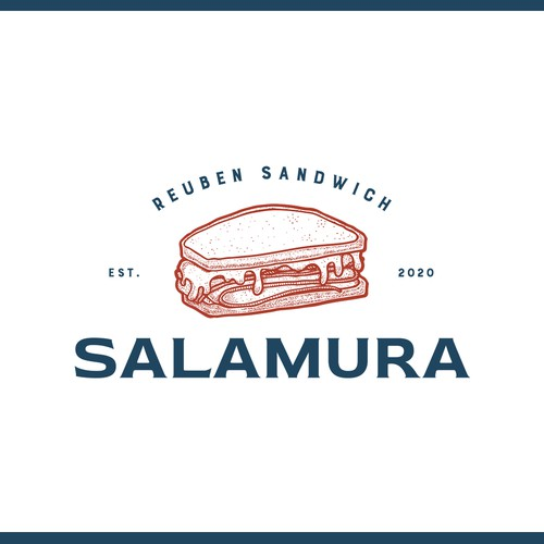 Design a logo for an Sandwich Restaurant