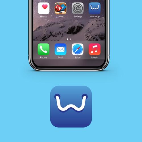 Clothing App Icon