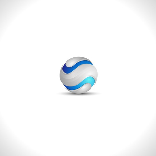 solid globe