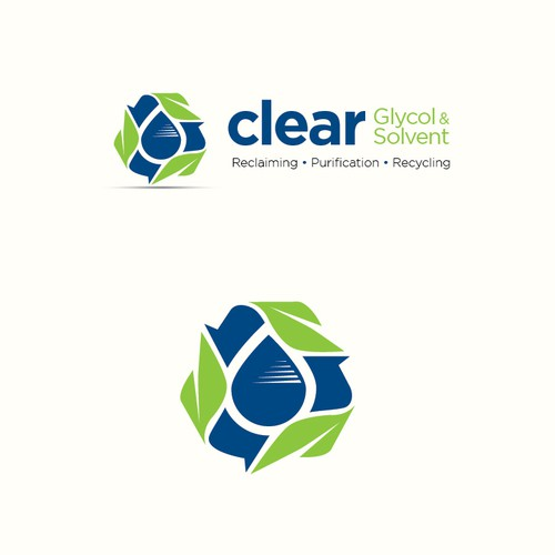 "Logo Design ""Recycle Leaf"""