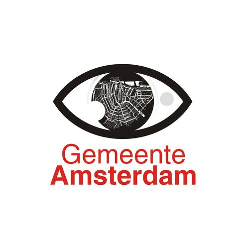 Logo concept for Gemeente Amsterdam