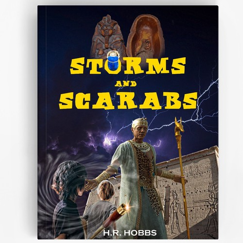 Storms and Scarabs