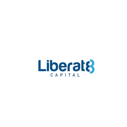 Logo for Liberate 8