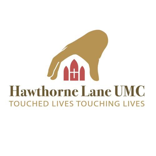 Hawthorne Lane UMC logo
