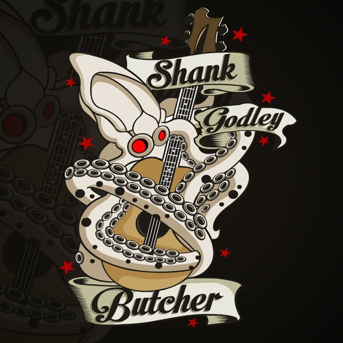 Shank Godley Butcher Cover Album