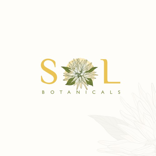 Alternative medicine and health supplements logo design