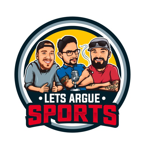 LETS ARGUE SPORTS Podcast