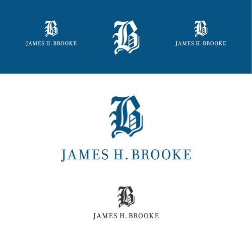 James H Brooke